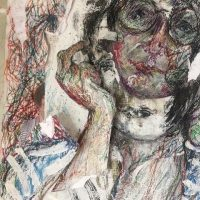'This Is Me' Self Portrait - Mixed Media Workshops