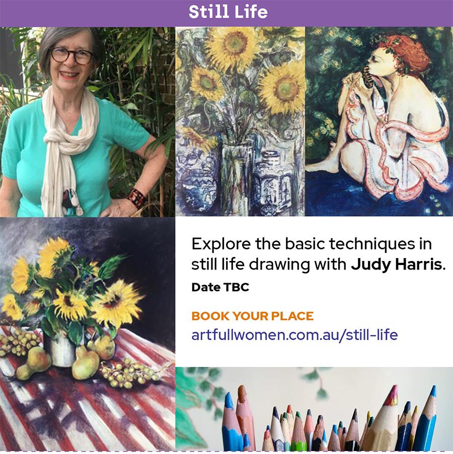still life with judy harris