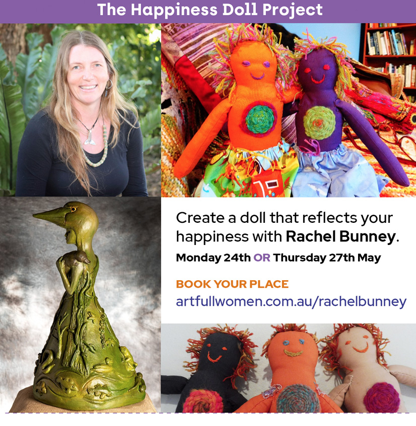 The Happiness Doll Project