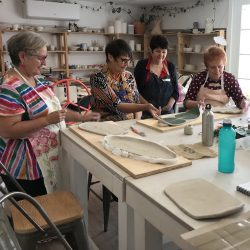 'Plate Stories' – A Series of 8 Ceramics Workshops